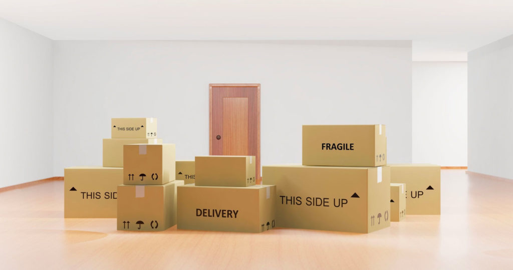 Leave Your Fragile Items for the Professionals